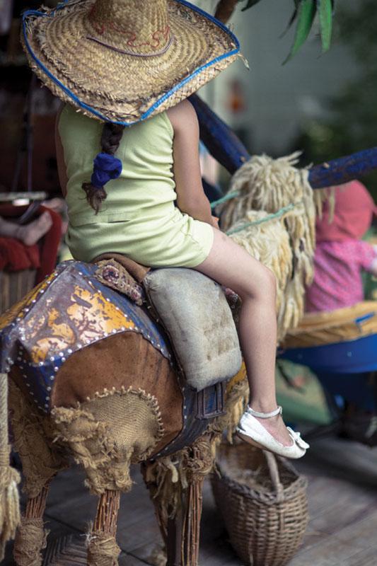 Carrousel Titanos